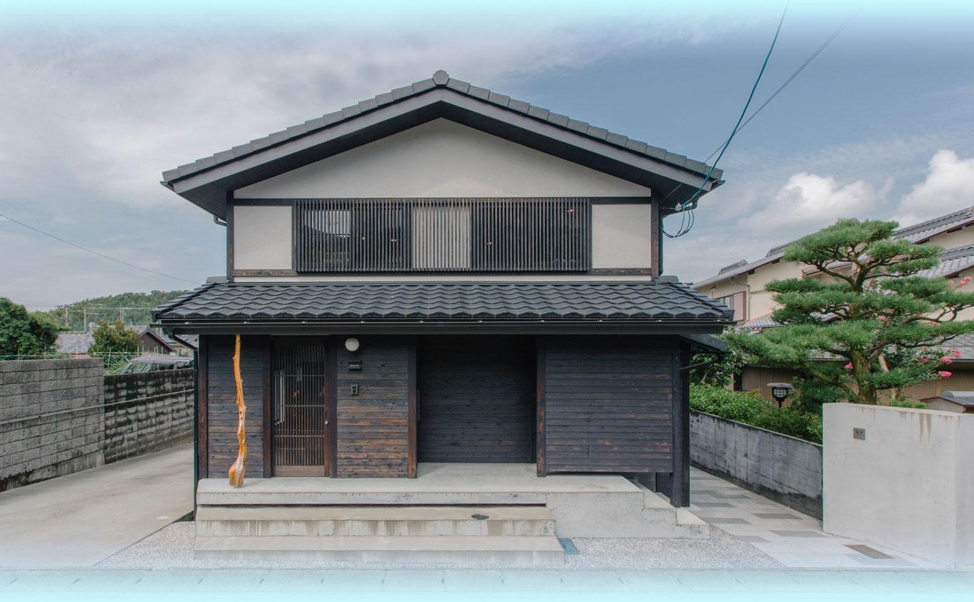 昭和の住まいをリノベーションした和風建築の会社。地域密着のアイプランニングです
