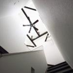 京都府新築 天井が魅力的な家