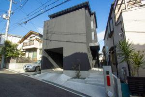 京都 家族が集うLDKの新築一戸建